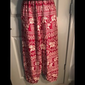 CL/GR 02 Gypsy Rose Rsyon pants
